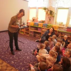 Przedszkolaki (i ich rodzice) uczą się dbać o zęby