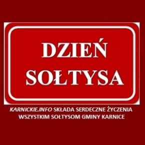 Życzenia dla Sołtysów