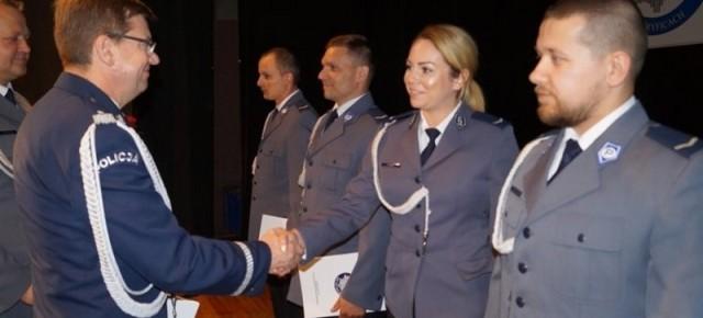 AWANSE  Z OKAZJI ŚWIĘTA POLICJI