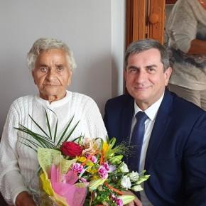 95-te urodziny Pani Marii Waseńczuk