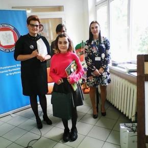 Uczniowie z Gminy Karnice zwyciężają w konkursie SANEPIDU