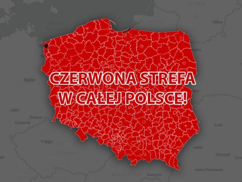 czerwona-strefa-polska-koronawirus